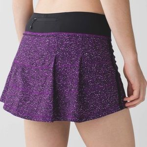 Lululemon Pace Rival Skirt II 4-way Stretch
